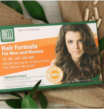 HAIR FORMULA FOR MEN AND WOMEN – VIÊN UỐNG DƯỠNG TÓC